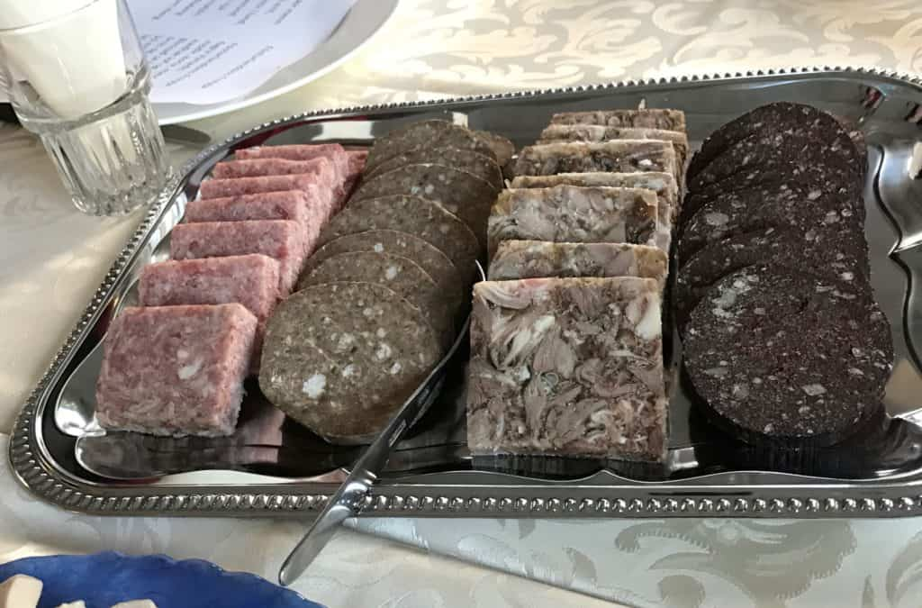 þorrablót - icelandic food festival