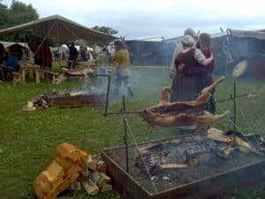 þorrablót - icelandic tradition, Iceland