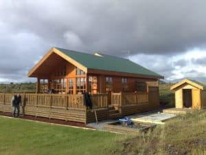 Sumarbustadir in Iceland - summer houses